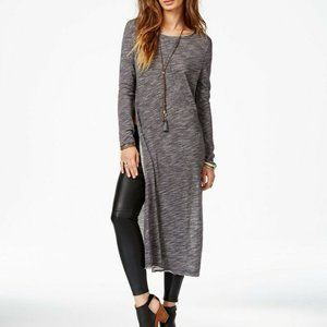 Free People Tunic To The Max Grey Size X-Small